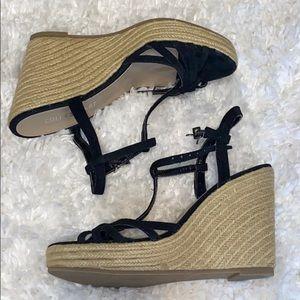 Colin Stuart Strappy Espadrille Sandals